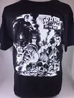 BK THE CRAMPS PUNK ALTERNATIVE HARDCORE ROCKABILLY MEN'S T-SHIRT