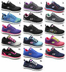 Skechers FLEX APPEAL Womens Ladies Fitness Running Walking Comfy Gym Trainers