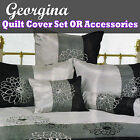Georgina Quilt Cover Set or Accessories by Phase 2 - SINGLE DOUBLE QUEEN KING