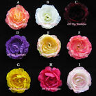 """100 500 pcs BOUTIQUE 3.5"""" CAMELLIA PEONY 10-LAYER SILK FLOWER 1310H CLEARANCE"""