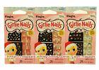 FING'RS Nail Art Decals GIRLIE NAILS 24pc Stick-On Set HOLIDAY *YOU CHOOSE*