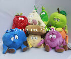 IN HAND!!LOTS ~Choose ONE Fruit~Figs Cherry Pear SUPER FOODZ Stuffed animal Doll