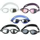 Adult UV Anti-fog Swimming Goggles Pool Beach Sea Swim Glasses with nose buckles