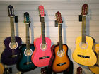 Childrens Guitar Inc Padded Bag | Choose Your Colour & Size | Classical Guitar