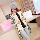 New Fashion Women Long Sleeve Knitted Cardigan Loose Casual Sweater Jacket Coat