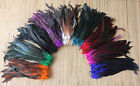 50 100pcs Beautiful Rooster feathers 30-35cm/12-14 Inch 9 Color Choose