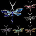 Fashion Jewelry Dragonfly Sweater Long Chain Pendant Necklace Gifts New Classic
