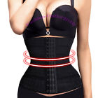 UK BELLY BAND CORSET WAIST TRAINER CINCHER BODY SHAPER (Elasticated Band) K45TR