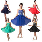 Short Formal Prom Dress Evening Cocktail Party Dresses Homecoming Ballgown Dress