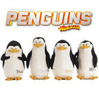 "PENGUINS OF MADAGASCAR OFFICIAL 9"" DREAMWORKS SOFT PLUSH TEDDY TOYS"