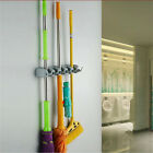 Useful Mop Brush Broom Organizer Holder Hanger Storage Kitchen Clean Tool Rack