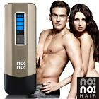 NEW No No Pro 5 Body Hair Removal Device Kit with Thermicon Tips &Case