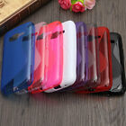 S Line Soft TPU Gel Silicone Case Cover Skin For Samsung Galaxy Ace 4 NXT G313H