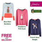 Joules Marsha Ladies Intarsia Jumper (S) **BNWT** **FREE UK SHIPPING**