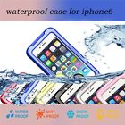 Drop/Shock/Dirt/Dust/Snow/Water-Proof For Iphone 6 Touch Case Cover Lifeproof