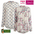 Joules Womens Rosamund Blouse (S) **BNWT** **FREE UK SHIPPING**
