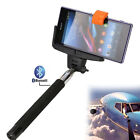 Rechargeab Bluetooth Extendable Handheld Selfie Monopod Stick For iPhone Samsung