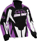 Castle X Womens Ladies Launch Snowmobile Jacket  sizes XL-2XL Grape/purple