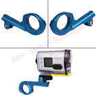 31.8 mm Aluminum Handbar Bike Mount F Sony Action Cam HDR-AS15/AS20/AS30V/AS100V