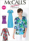McCall's 7092 Sewing Pattern to MAKE Stretch Top & Dress - Fashion That Fits