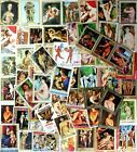 NUDES PAINTINGS by various Artists, collection of  75 different stamps (Lot#RG)
