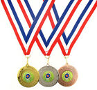 50mm Metal Archery Sports Medal-Gold, Silver or Bronze-FREE POSTAGE & ENGRAVING