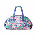 BNWT Roxy 'Sugar Me Up' Holdall Gym Weekend Bag, Tropical Pink or Cornflower