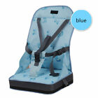 Portable Travel Foldable Baby Infants Dining Chair Booster Seat Harness--14001