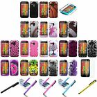 Stylish Hybrid Phone Cover Case Shell For Motorola Moto G+Screen Film+Stylus