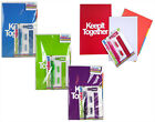 Stationery Set with Pencils, Pen, Ruler, Binder, Paper & Dividers School Office