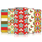 HEAD CASE DESIGNS RETRO CHRISTMAS HARD BACK CASE FOR APPLE iPHONE 6 PLUS 5.5