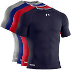 Under Armour Mens HeatGear Sonic Compression SS Baselayer T-Shirt