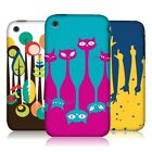 HEAD CASE DESIGNS UPSIDE DOWN HARD BACK CASE FOR APPLE iPHONE 3GS