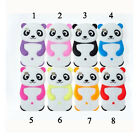 3D Animal Cartoon Bear Panda Soft Silicone Case for Apple ipod touch 4 4th gen