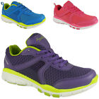 LADIES WOMENS GIRLS LACE UP FLAT UK WALKING JOGGING RUNNING TRAINERS SHOES SIZE