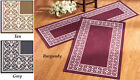 Collections Etc Tripoli Country Accent Rug