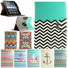 Magnetic Leather Smart 360 Rotating Case Cover Stand For APPLE iPad 1 1st Gen
