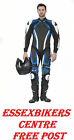 RST PRO SERIES CPX-C 1033 ONE PIECE MOTORCYCLE RACE LEATHERS BLUE 2015 IN STOCK