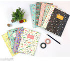 Bon Bon Notebook [M] School College Journal Memo Scrapbook Cute Note Study Book