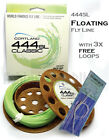 Cortland CLASSIC 444SL MINT FLOATING Fly Fishing Line with 3x FREE Leader Loops