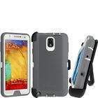 BRAND NEW Otterbox Defender Series Case with Belt Clip Holster for Galaxy Note 3