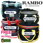 Rambo Newmarket Grooming Kit Bag with Brushes **FREE UK SHIPPING**