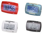 Trevi Digital LED Travel Bedside Alarm Clock With Snooze FREE DELIVERY