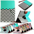 Magnetic Leather Smart 360 Rotating Case Cover Stand For APPLE iPad Mini 1 2 3