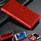 New Leather Flip Cover Credit Card Holder Wallet Case for Apple iPhone 6/ 6 Plus