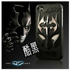 New Deluxe 3D Cool Batman Hard Back Cases Covers Skins For iPhone5 5S 4 4S 45BF