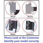 INTERNAL REPLACEMENT POWER PACK 2680MAH WITH ASSEMBLE TOOLS FOR IPHONE SERIES