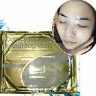 Hot New 1/5/10PCS Collagen Crystal Face Mask Anti Ageing Skin Care Facial Mask