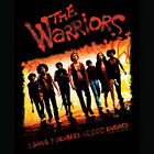 The Warriors t shirt 70's retro cult gang film Come out and Play New York PAR113