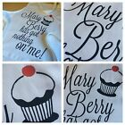Funny 'Mary Berry Has Got Nothing On Me!' Joke Baking Cooking Apron